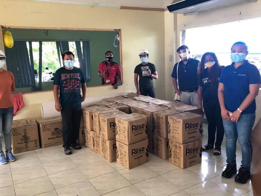 AC Energy Philippines Donates