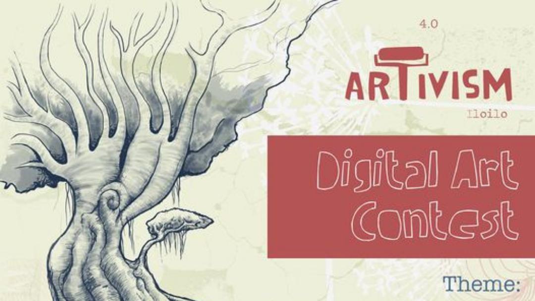 Artivism Digital Art Contest Featured