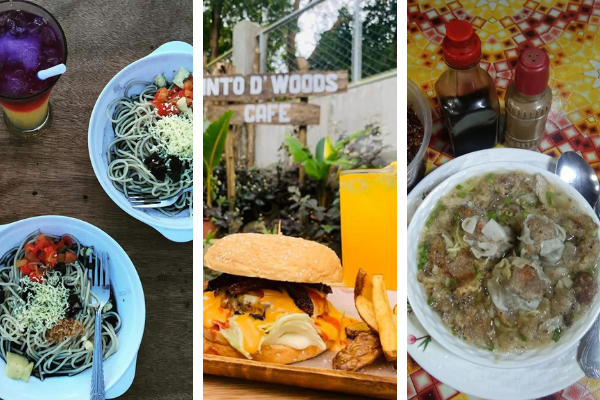 Top 10 Food Places in Miagao