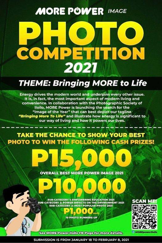 Power Photo Contest