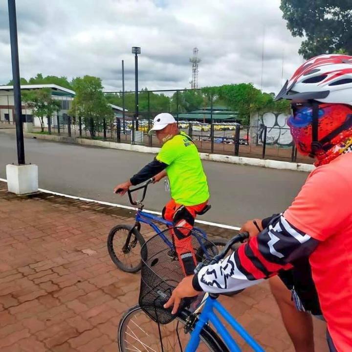 Barangay Bike Patrol Iloilo City