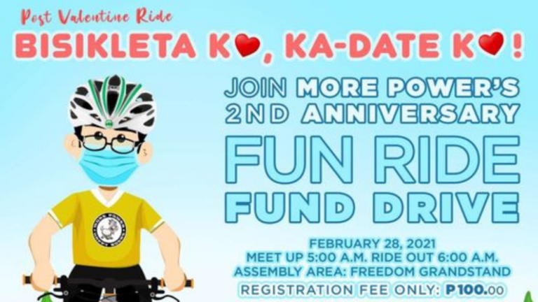 Post-Valentine Ride for a Cause