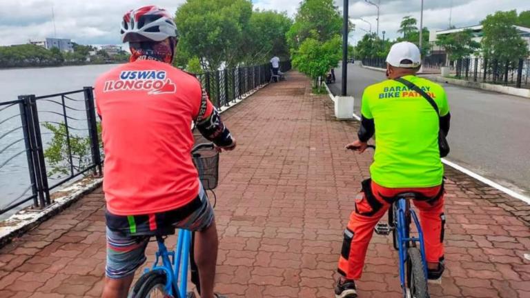 Iloilo City's Barangay Bike Patrol