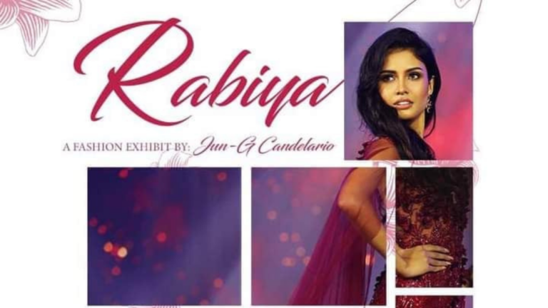 Rabiya: A Fashion Exhibit