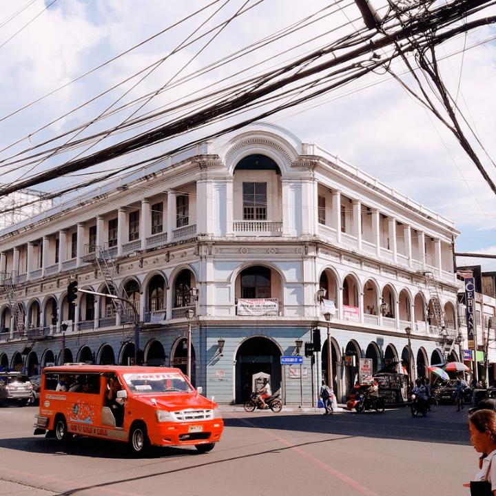 S Villanueva Building International Hotel