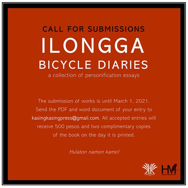 The Ilongga Bicycle Diaries