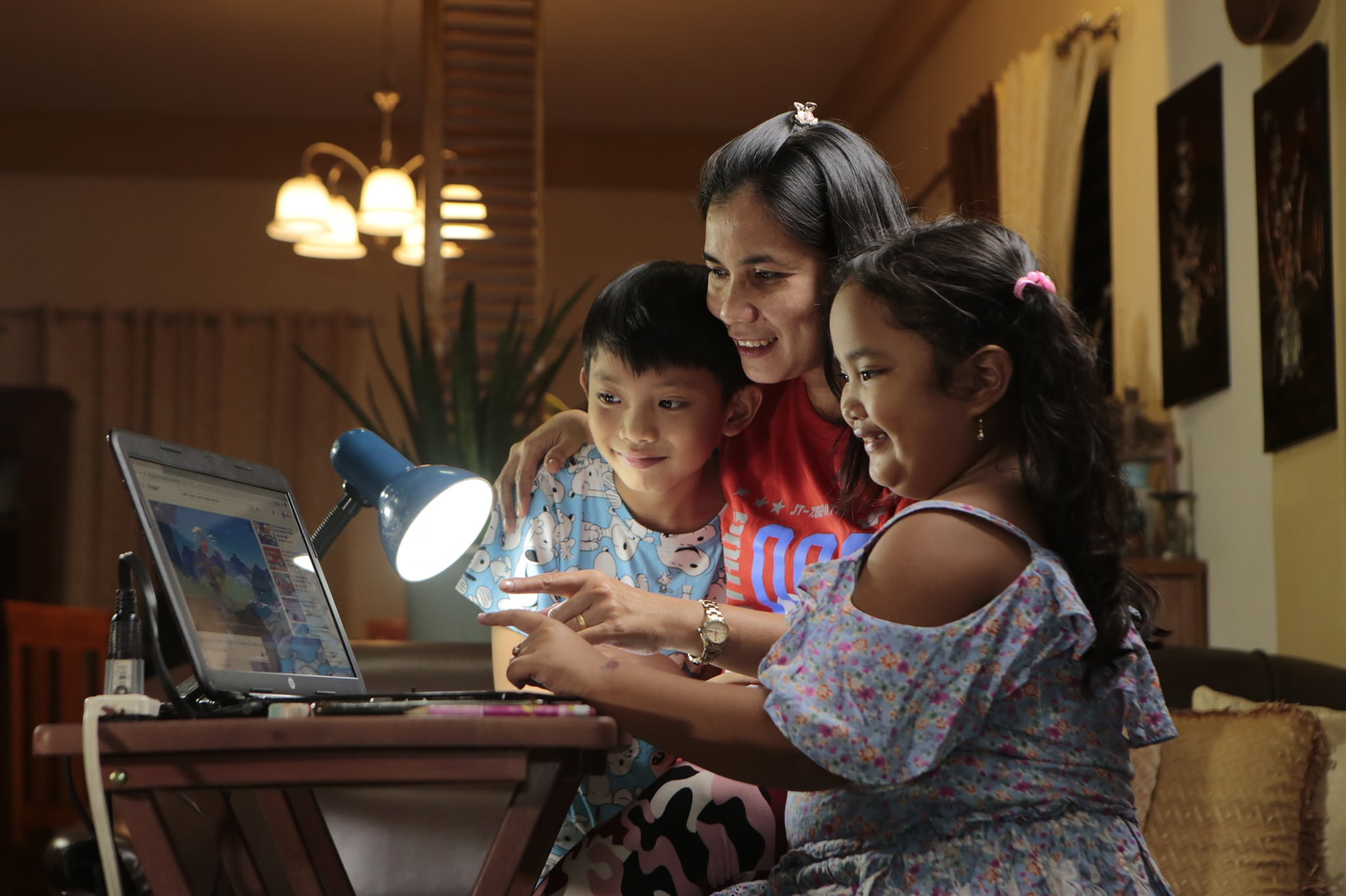 The Light of the Family as an Educator