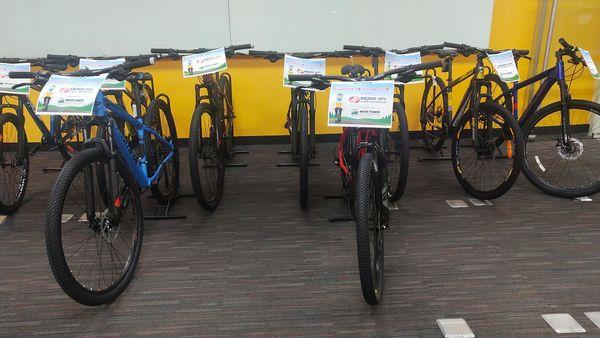 bike prize