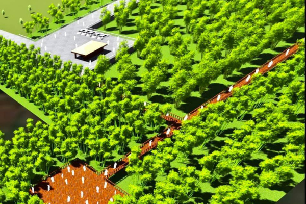 3-hectare Iloilo City Tree Park
