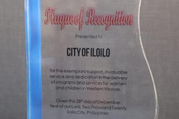 Iloilo City Receives ECE Recognition