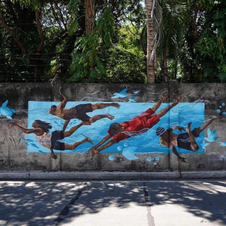 Iloilo Mural