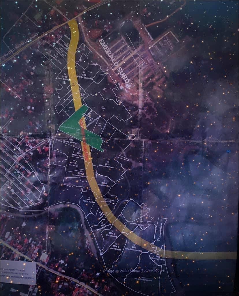 Iloilo Sunset Boulevard Map