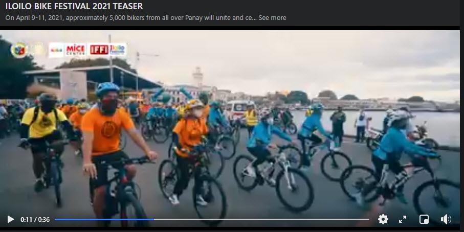 iloilo bike festival teaser