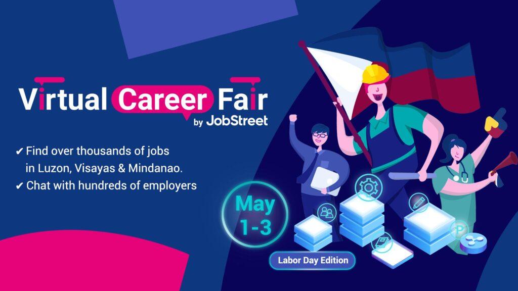 Labor Day Virtual Career Fair