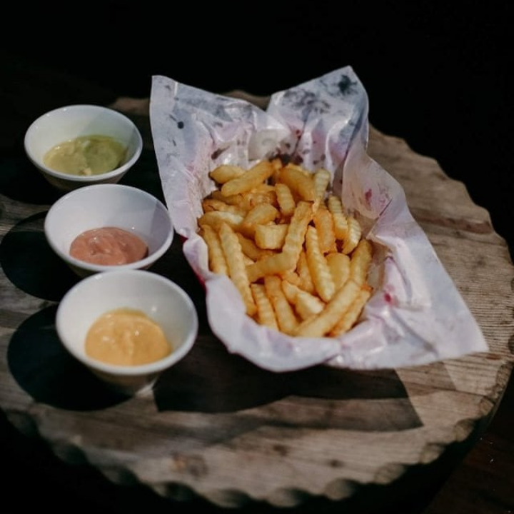 Red Riding Fries