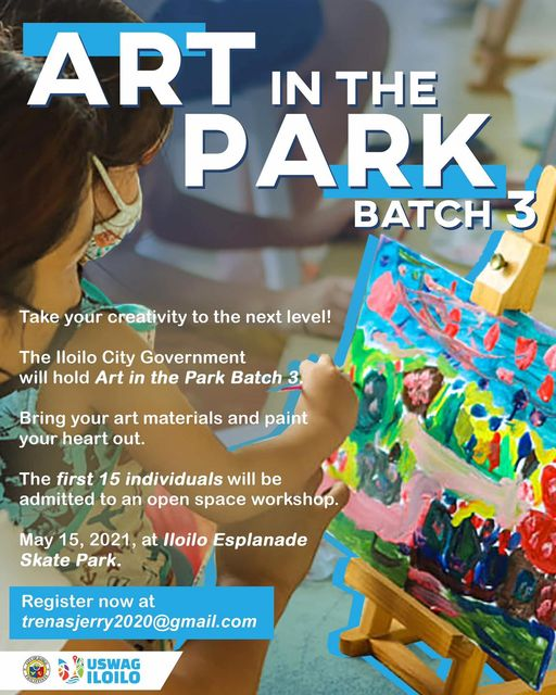 art in the park batch 3