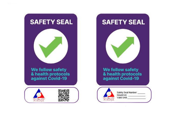 Safety Seal Certification