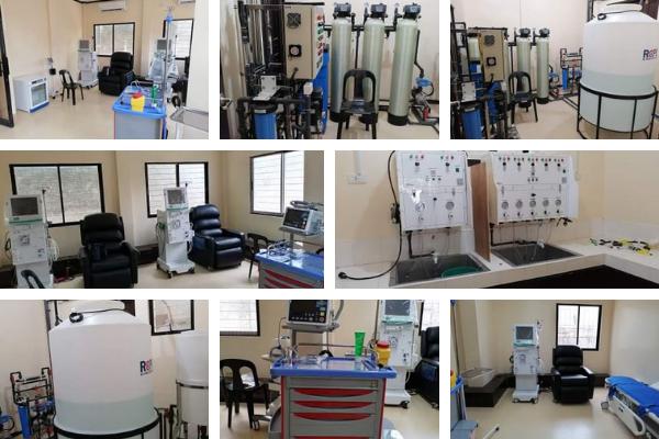 Soon to Open: Iloilo City's Dialysis Center