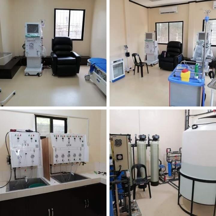 Iloilo City's Dialysis Center