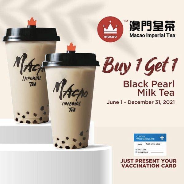 Macao Imperial Tea