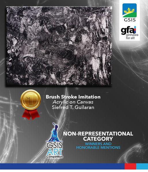 Nonrepresentational Category - First Prize