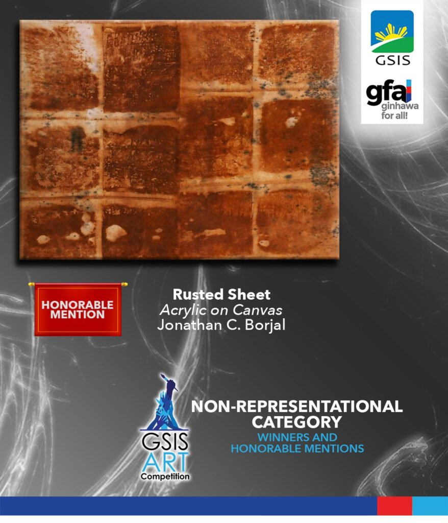 Nonrepresentational Category - Honorable Mention 2