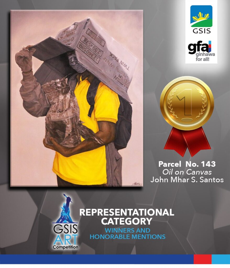 Representational Category - First Prize Winner