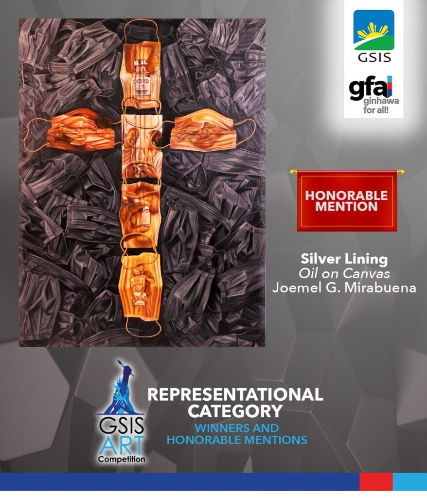 Representational Category - Honorable Mention 3