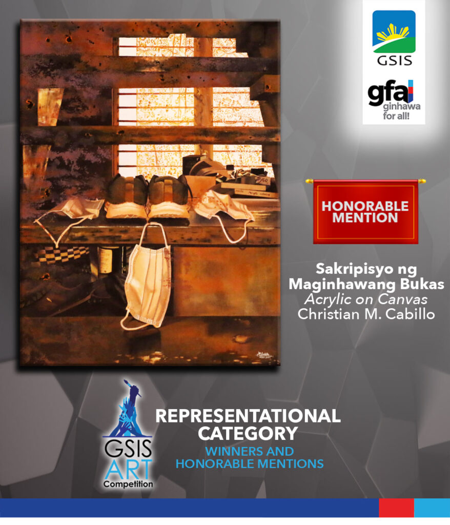 Representational Category - Honorable Mention 4