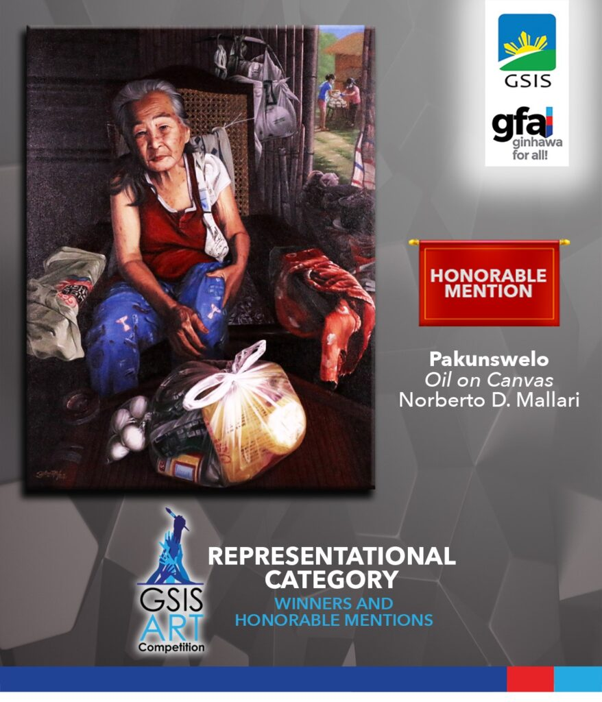 Representational Category - Honorable Mention