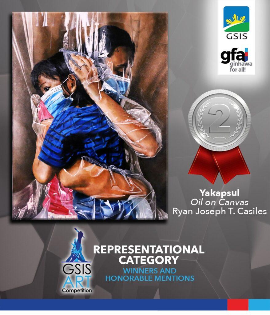 Representational Category - Second Prize Winner