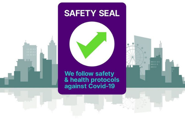 Defensor Urges Businesses to Comply with Safety Seal Certification Program