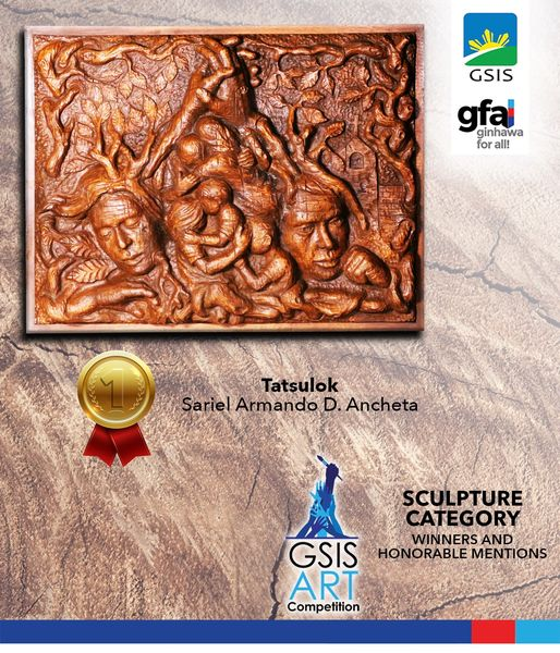 Sculpture Category - First Prize