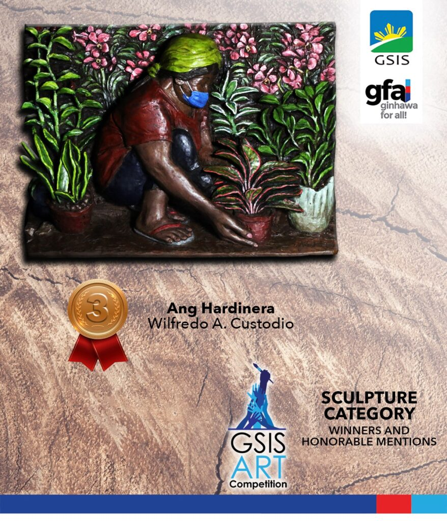 Sculpture Category - Third Prize