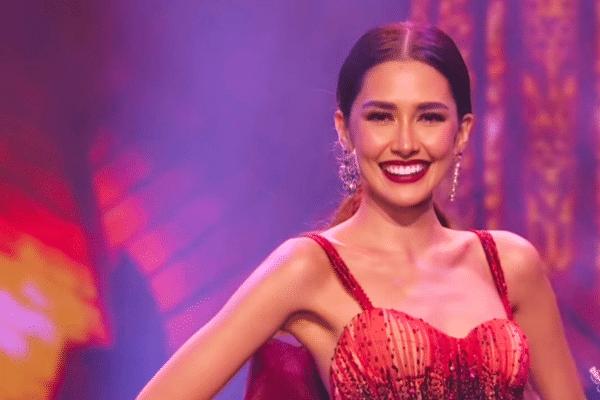 Iloilo City's Karen Laurie Mendoza Made It to Binibining Pilipinas 2021's Top 13