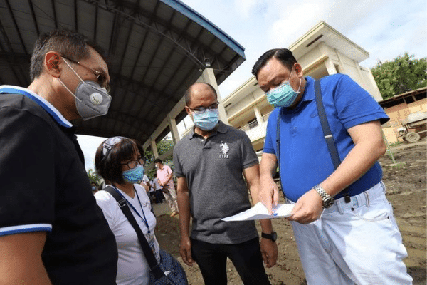 Outline Plans for New Iloilo City Hospital Are Approved