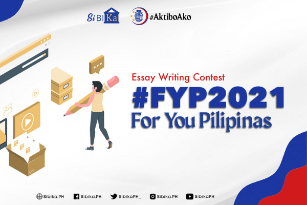 #FYP2021: For You Pilipinas Essay-Writing Contest