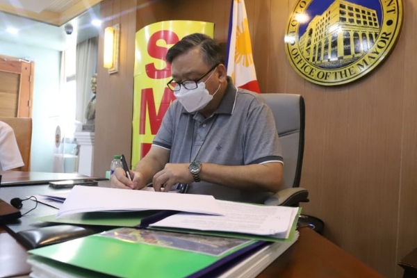 Iloilo City Inks MOA to Build Homes for 120 Families