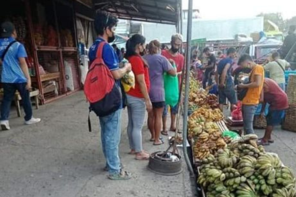Iloilo City to Vaccinate Market Traders, Helpers